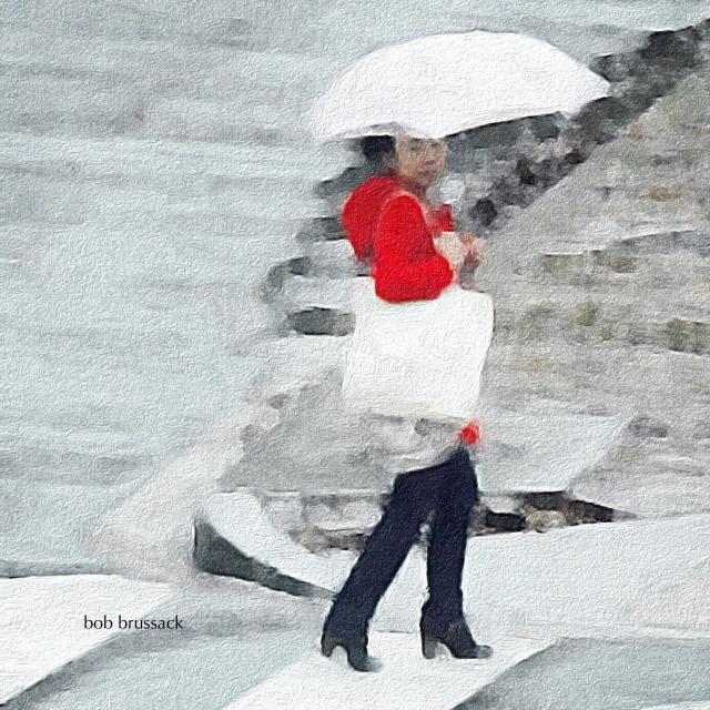 womanwithumbrella